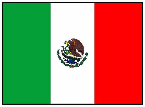 What+do+the+mexico+flag+colors+represent